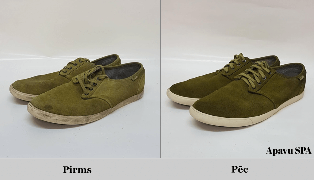 green_textile_shoes